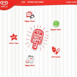 """¿Tiene calor? Unilever le envía un """"SMS helado"""" para refrescarse"""