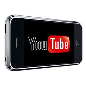 El nuevo iPhone se queda huérfano de YouTube