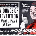 29 anuncios antiguos que le pondrán los pelos de punta (y no en el buen sentido)