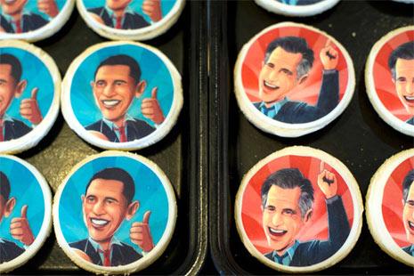 """¿Obama o Romney? Las marcas utilizan la batalla electoral más reñida de los últimos años como """"cebo"""" publicitario"""