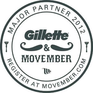 """Si no puedes con tu enemigo, únete a él: Gillette se suma al movimiento """"Movember"""" a favor de dejar crecer el bigote"""