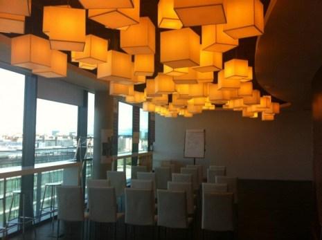 Las 11 oficinas de agencias de publicidad que más nos han llamado la atención este 2012
