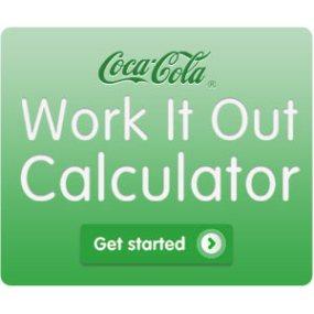 """Coca-Cola lanza una """"calculadora"""" de ejercicios para quemar las calorías de sus productos"""