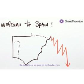 """Incluso en tiempos de crisis """"España es diferente"""" y, si no lo creen, vean este vídeo..."""
