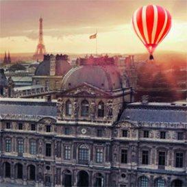 Louis Vuitton filma un misterioso spot en el Louvre