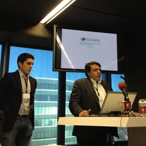 """E. Martín (Havas Media) en #SocialTV2012: """"No podemos entender la televisión sin redes sociales"""""""