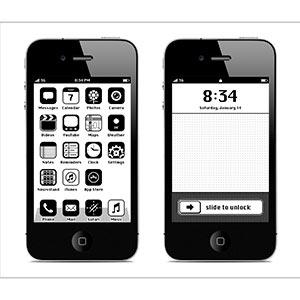 El iPhone 5 viaja a 1986 de la mano del diseñador Anton Repponen