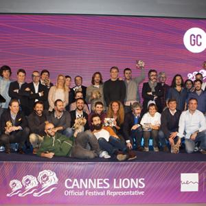 """'El pueblo pitufo', de Bungalow 25, y 'Sheikh', de McCann, protagonistas en la Jornada """"a la española"""" de Cannes Lions"""