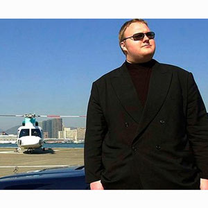 Kim Dotcom encuentra problemas para publicitar Mega, la web sucesora de Megaupload