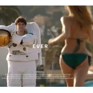 Axe se estrena este 2013 en la Super Bowl apostando fuerte por los astronautas