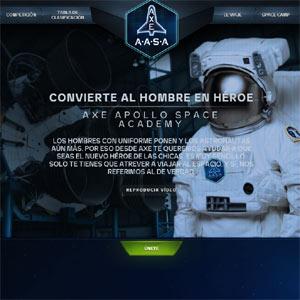 AXE se contagia de la fiebre galáctica de Red Bull y lleva a sus fans a conquistar el espacio exterior