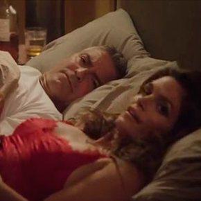 George Clooney y Cindy Crawford comparten cama y... tequila