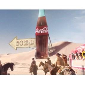 Coca-Cola lanza un concurso para elegir a los protagonistas de su anuncio en la Super Bowl