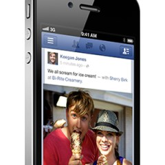 El 57% de los usuarios de Facebook se conecta a través de su móvil