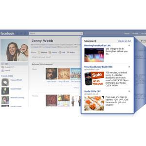 Facebook impulsa en un 24% las ventas y a un coste muy bajo