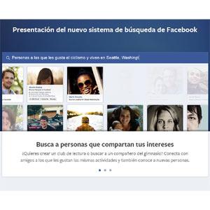 """Graph Search, el buscador de Facebook que tiene con el """"corazón partío"""" a los profesionales de marketing"""