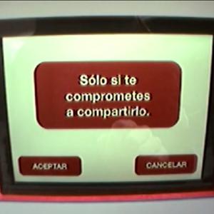 McCann Madrid crea el cajero de la felicidad para Coca-Cola