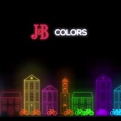 J&B coloreó las calles de Barcelona