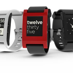 Pebble, el smartphone-reloj inteligente que ha triunfado este año en el #2013CES