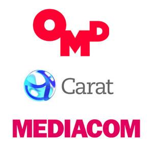 OMD, Carat y Mediacom, en el podio de las redes de agencias de medios más importantes del mundo, según Recma