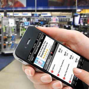 ¿Se va de compras? No olvide su teléfono inteligente: 8 de cada 10 usuarios ya lo utilizan