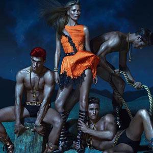 Versace contará con Kate Moss para su próxima campaña