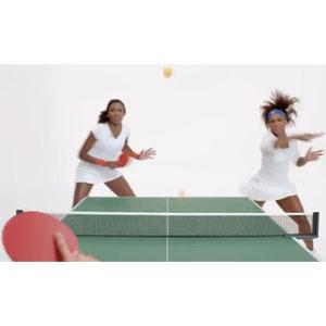 Juegue al Ping Pong con las hermanas Williams en el nuevo anuncio del iPhone 5