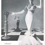 20 extraños anuncios de lencería de los años 40 y 50
