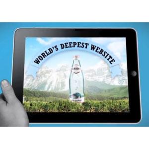 """Haciendo scroll en la web más """"profunda"""" del mundo"""