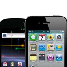 Google y Apple ya controlan un 90% del ecosistema móvil según comScore