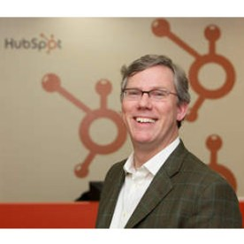 Brian Halligan, co-fundador de Hubspot, en el primer evento de Inbound marketing en Madrid