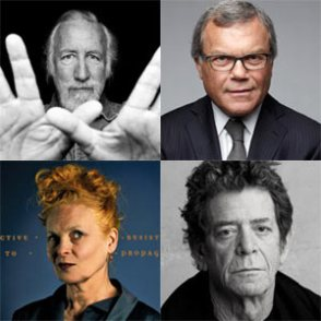 """Martin Sorrell, Lee Clow y Lou Reed, algunas de las """"estrellas"""" que se pasearán este año por Cannes Lions"""
