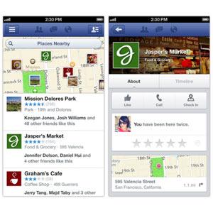 ¿Con Facebook en los talones? La red social trabaja en una app que revelaría la geolocalización de los amigos del usuario