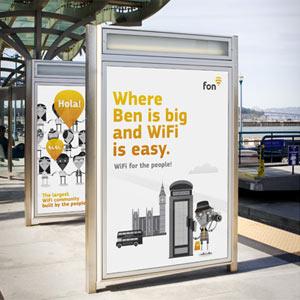Fon desvela su nueva imagen de marca en el Mobile World Congress