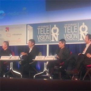 Última mesa redonda en #AedemoTV: Televisión, ¿crisis o punto de inflexión?