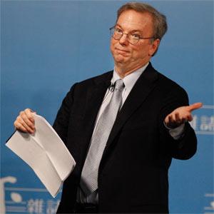 Eric Schmidt se desprende del 42% de sus acciones en Google