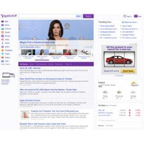 """Yahoo! muestra su lado más """"Google"""" en su nueva homepage"""