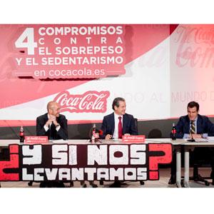 """Coca-Cola nos invita a """"divorciarnos"""" de las sillas y a movernos en su última campaña"""