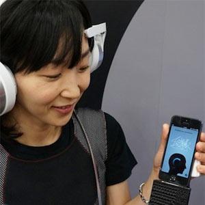 Llegan los auriculares controlados por la mente, el estado de ánimo determinará la música