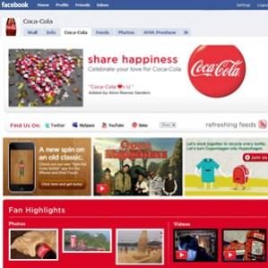 Coca-Cola confiesa que su actividad en los medios sociales apenas se deja notar en las ventas