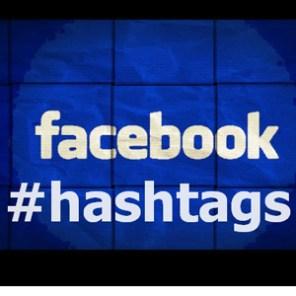 ¿Hashtags en #Facebook?
