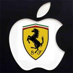 Ferrari y Apple, ¿unidos por un patrocinio?