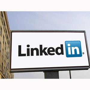 LinkedIn puede haber creado el banner B2B definitivo