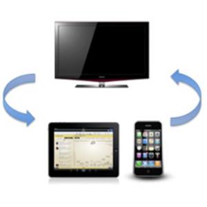 El uso de la segunda pantalla fomenta la Social TV