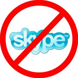 Arabia Saudí amenaza con prohibir Skype si la plataforma no permite la monitorización y la censura