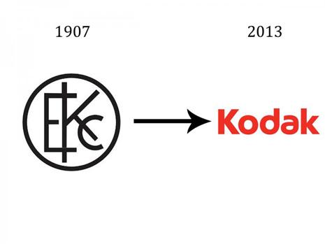 Los 13 cambios de logo de grandes marcas más drásticos de todos los tiempos