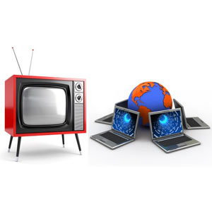 ¿Podrá el consumo de contenidos multimedia a través de internet acabar con la televisión?