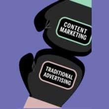 ¿Es el marketing de contenidos el nuevo rival de la publicidad tradicional?
