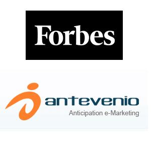 Antevenio Rich&Reach comercializa la edición digital de Forbes España