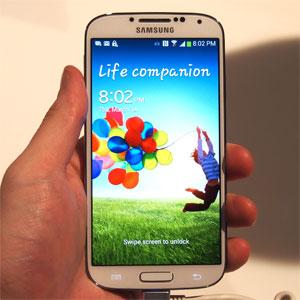 Telefónica y Samsung echan toda la carne en el asador para el lanzamiento global del nuevo Galaxy S4